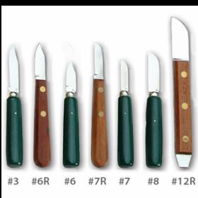 Lab Knives - 6R